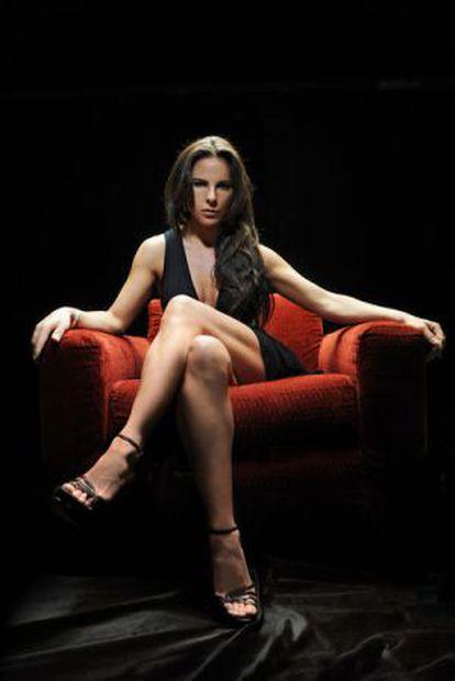 La actriz Kate del Castillo en 'La reina del sur'.