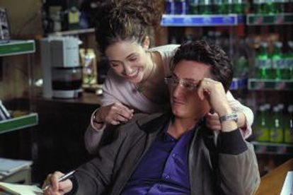 Sean Penn en una escena de 'Mystic river'.