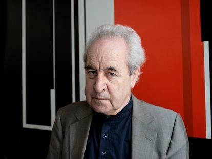John Banville, en una imagen promocional reciente.