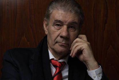 El perodista uruguayo Víctor Hugo Morales en Madrid.