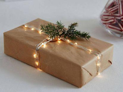 11 ideas brillantes para envolver tus regalos extraídas del catálogo de Ikea (y de otros sitios)