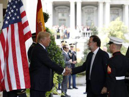 Economía, seguridad y Cataluña son algunos de los asuntos que han tratado en la Casa Blanca