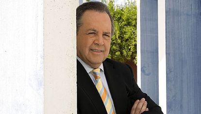 El expresidente de Invercaria Tomás Pérez-Sauquillo.