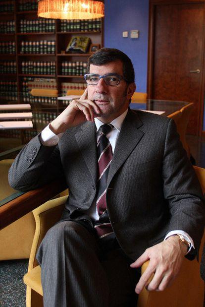 """Carles Monguilod: """"A veces la ley va contra la justicia""""."""