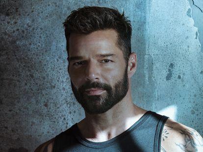 Ricky Martin, en una imagen de mayo de 2020.