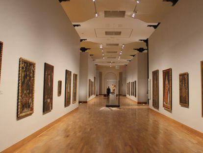 El Museo de Arte de Lima.