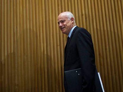 José Manuel Campa, ex secretario de Estado y futuro presidente de la EBA