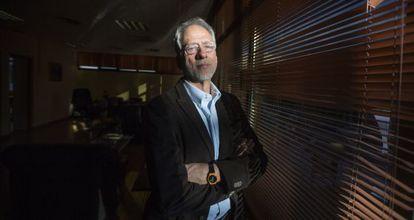 Michael Tomasello, en la Facultad de Psicología de la Universidad Complutense de Madrid