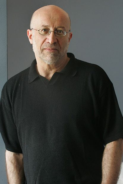 Tony Judt, durante una visita a Madrid en 2006.