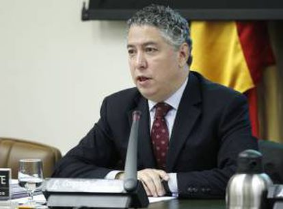 El secretario de Estado de la Seguridad Social, Tomás Burgos. EFE/Archivo