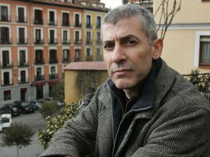 El escritor madrileño José Ovejero.