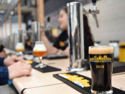 Los visitantes podrán degustar 646 tipos de cerveza artesana.