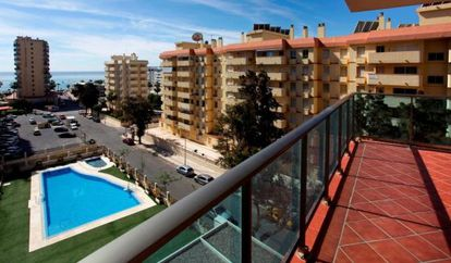 Apartamento vacacional en las Baleares.