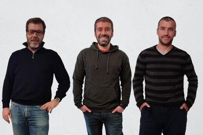 Fundadores de Aqtiva.