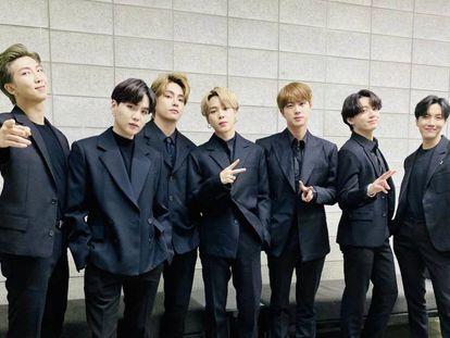 El discurso de la banda de K-Pop BTS en la Asamblea de la ONU.