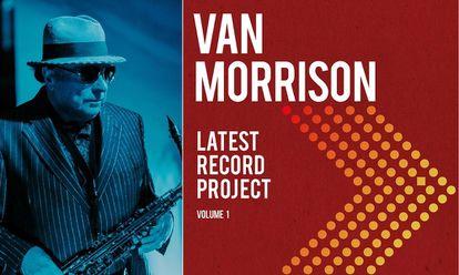Portada del nuevo disco de Van Morrison.