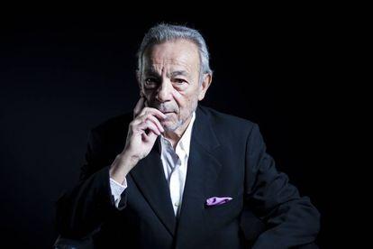 El académico, actor y director teatral José Luis Gómez.