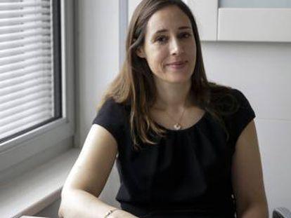 Anne Tolmunen, gestora de Axa IM.