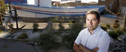 José Luis Moreno, propietario de la marisquería Moreno II de Móstoles.