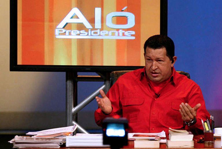Aló', presidente | Domingo | EL PAÍS