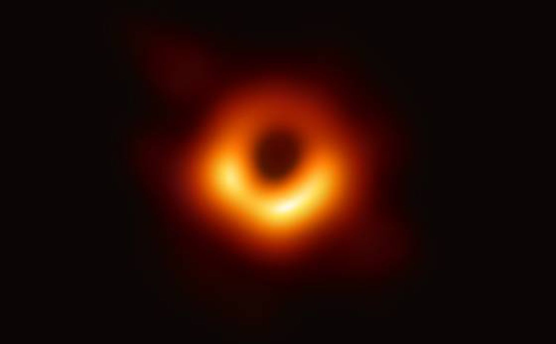 Primera imagen real de un agujero negro