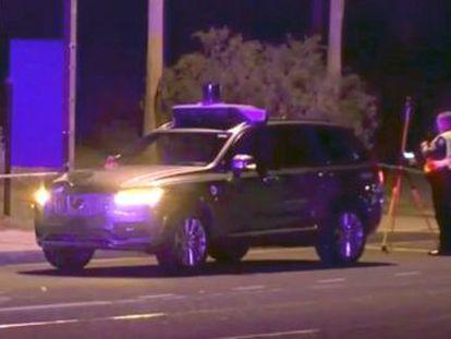 Una mujer de 49 años ha fallecido en Arizona tras ser arrollada por un vehículo autónomo operado por Uber