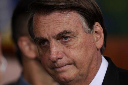 Jair Bolsonaro, el pasado 29 de junio en una ceremonia en el Palacio de Planalto, en Brasilia.