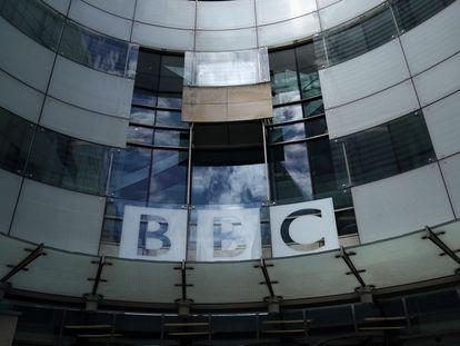 La central de la BBC en Londres el pasado julio.