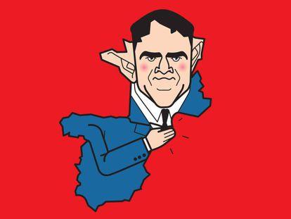 Vídeo: Discurso de Manuel Valls en la manifestación que organizó Sociedad Civil Catalana el 18 de marzo.