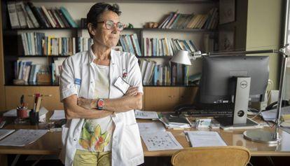 Olga Pané, la gerente del hospital del Mar, es la elegida por Salvador Illa para ser consejera de Salud si accede a la presidencia de la Generalitat.