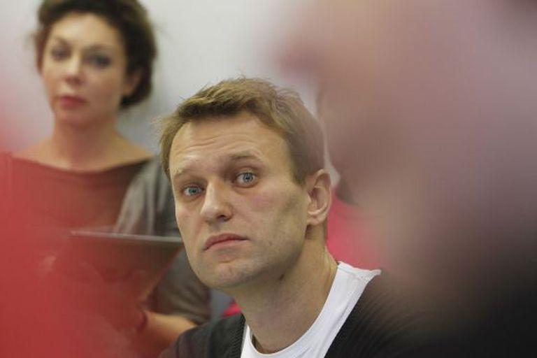 Alexéi Navalni, en una imagen de archivo.