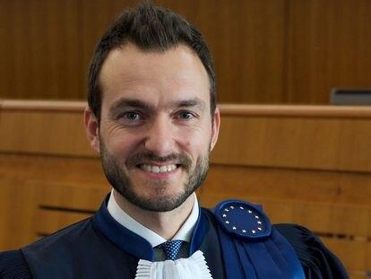 El juez Robert Spano, nuevo presidente del Tribual Europeo de Derechos Humanos.