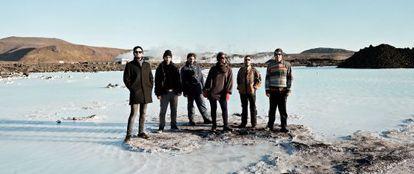 El grup Orxata.