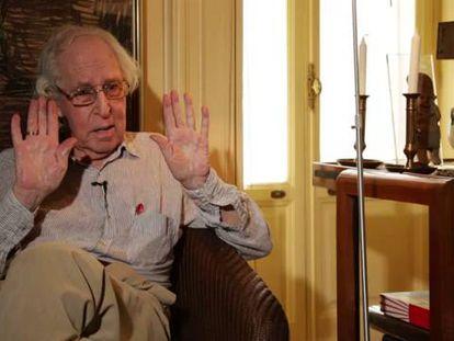 Vídeo | Su última entrevista en El País
