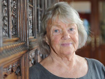 La escritora Maj Sjöwall, en 2011.