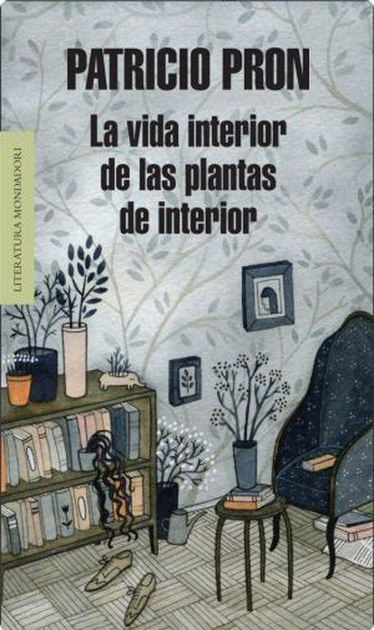 Portada de 'La vida interior de las plantas de interior'.
