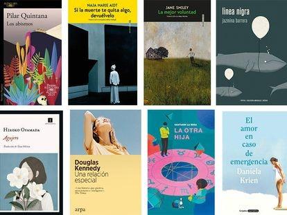 Recopilación de ocho novelas.