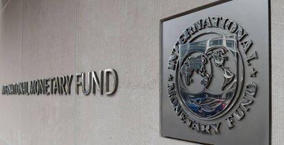 Sede del FMI en Washingotn.