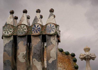 La Casa Batlló es una de las grandes obras de Gaudí. Cada vez que la visitas descubres algo nuevo.