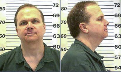 Mark David Chapman en una fotografía tomada en la prisión estatal de Attica (Nueva York) en julio de 2010.