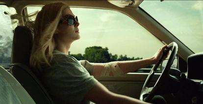Rosamund Pike en una imagen de la película 'Perdida'.
