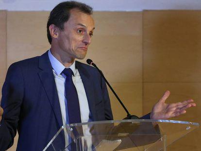 Duque, durante su intervención en la clausura de la presentación de la decimocuarta edición del Informe CYD. En vídeo, el presidente del Gobierno ha aceptado las explicaciones del ministro.