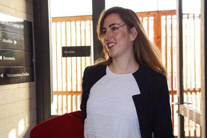 Nerea Belmonte, en una imagen de archivo.