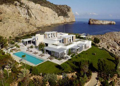 La villa Sa Ferradura, en Ibiza, ha sido el proyecto ganador de la 5ª edición de los Premios 3 Diamantes.  