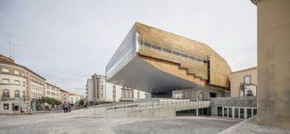 Centro Cultural de Castelo Branco, de Mateo.