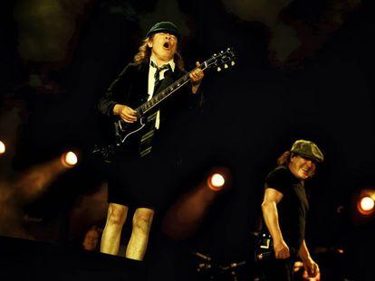 Más de 150.000 personas disfrutaron en 2015 de los conciertos que AC/DC ofrecieron en Madrid y Barcelona.