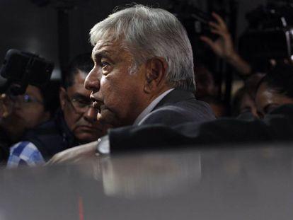 López Obrador este viernes