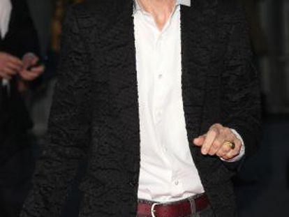Mick Jagger, líder de los Rolling Stones.