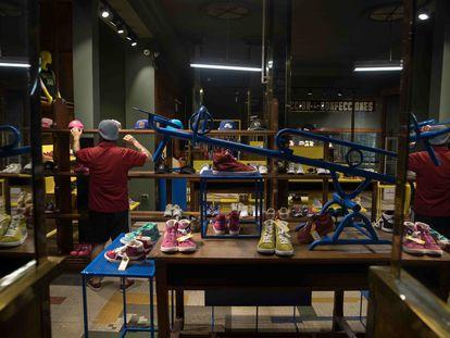 Tienda de  zapatillas de segunda mano  Sneakers Archive en la Calle Infantas 40.