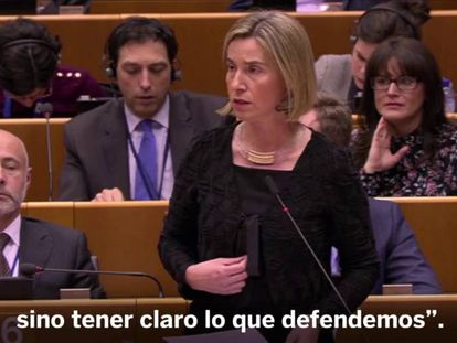 La Eurocámara rechaza al embajador propuesto por Trump para la UE